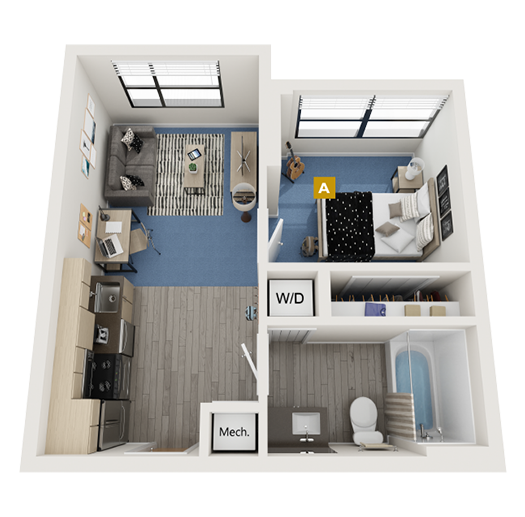 The Alton Floorplan Image