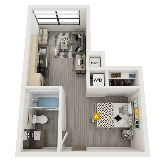The Wynwood Floorplan Image